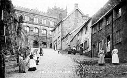 Shaftsbury antique photo