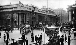 London, antique photo