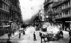 Manchester antique photo